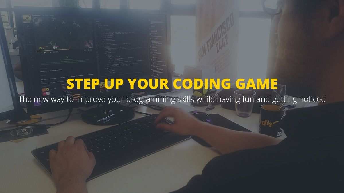 Practice your coding skills with multiplayer programming games